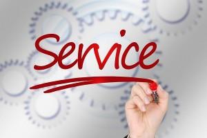klanten service